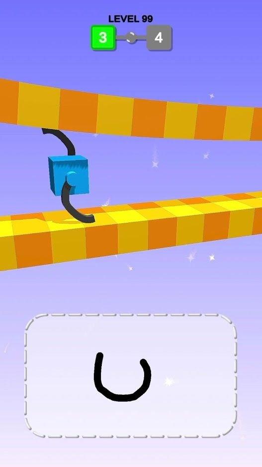 Игра Draw Climber