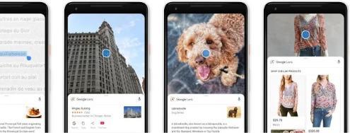Гугл объектив для поиска по фото