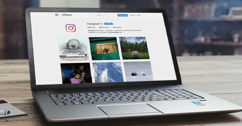 Как скачать фото с Инстаграма на разные носители